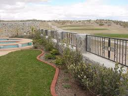 wall fence design