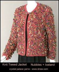 knit jacket pattern