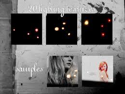 lighting textures