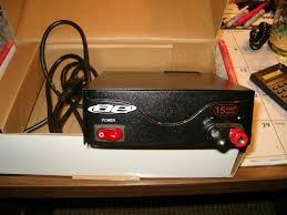 amp power cord