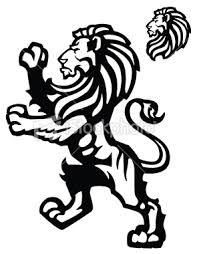 lion rampant images