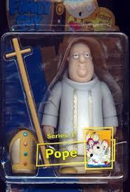 family guy pope