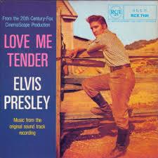 elvis presley love me tender movie