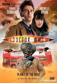 doctor who planet