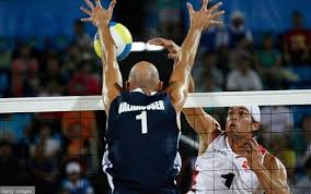 american olympic volleyball team