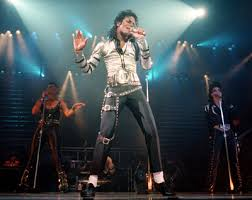 michael jackson on tour
