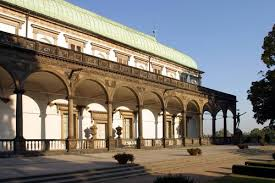 belvedere prague