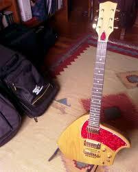 short guitar