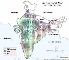 crops maps