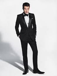bow tie tux