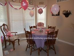 princess birthday idea