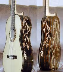 inlays guitars
