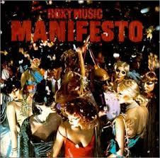 manifesto roxy music