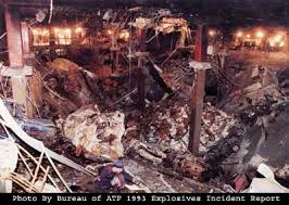 1993 world trade center attacks