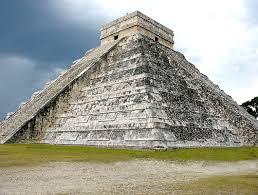 aztec pyramid tattoos