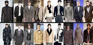 fashion for men 2009