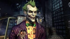 batman joker games