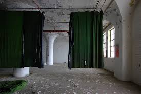 triangle curtains