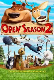open season posters