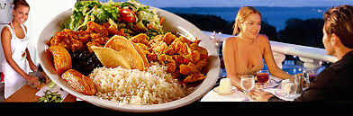 pictures of costa rican food