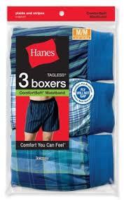 boxers hanes