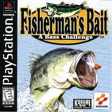 fishermans bait