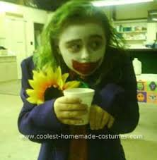 girl joker costume