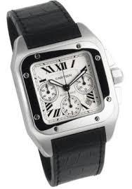 santos 100 chronograph