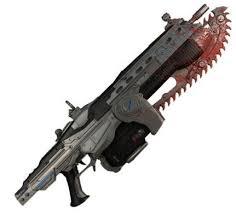gears of war replica lancer