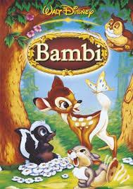 bambi the book