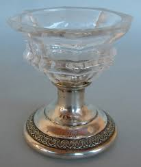 silver salt dish