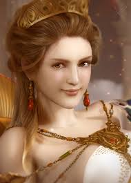 hera the queen of gods