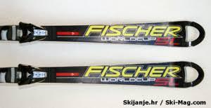 fischer ski rc4