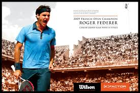french open poster