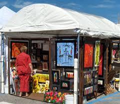 art booth