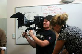 the red camera
