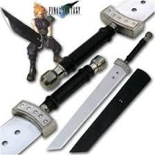 final fantasy weapon replica