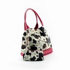 cow print pocketbooks