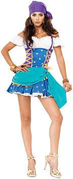 fortuneteller costumes