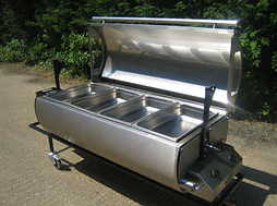 hog roasting machines