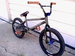 blue bike rims
