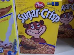 cereal bear