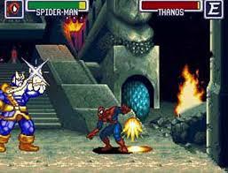 marvel superheroes war of the gems