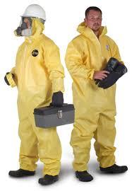 asbestos suits