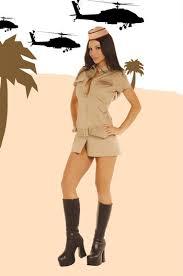army uniform costume