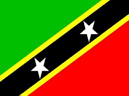 saint kitts flag