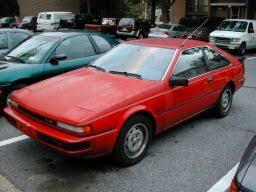 1986 nissan 200 sx