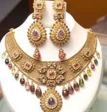 indian gold sets