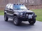 jeep liberty bull bar