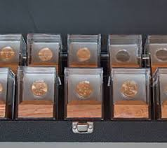 coin display cabinets